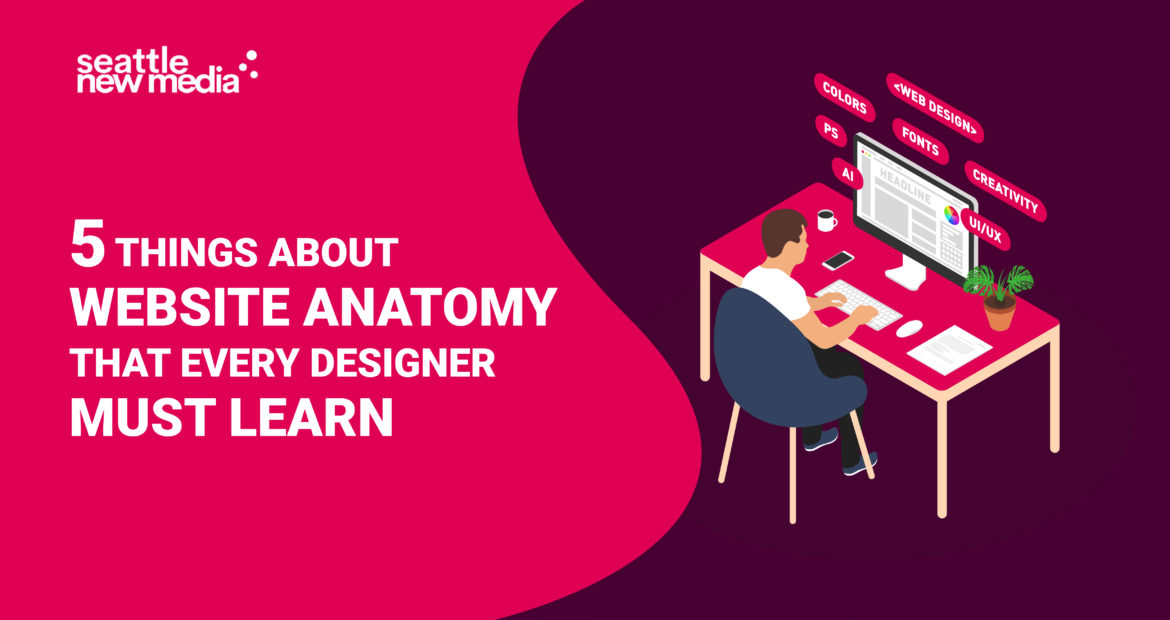 5 thing about website anatomy that every designer must learn