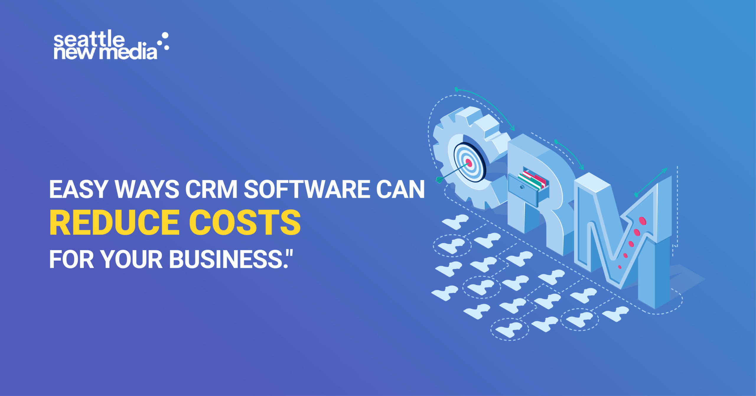 CRM Software providers Seattle