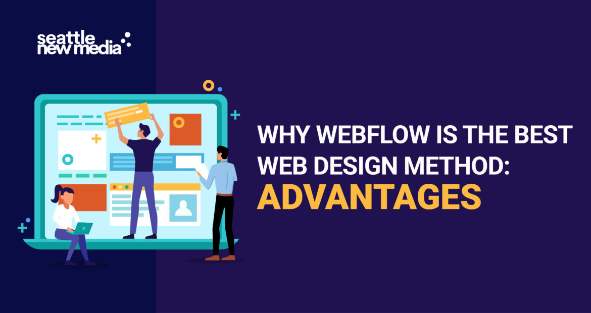 Why Webflow is the best web design